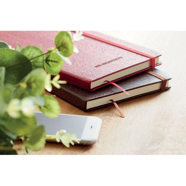 A5 Wood Effect Notebook 6