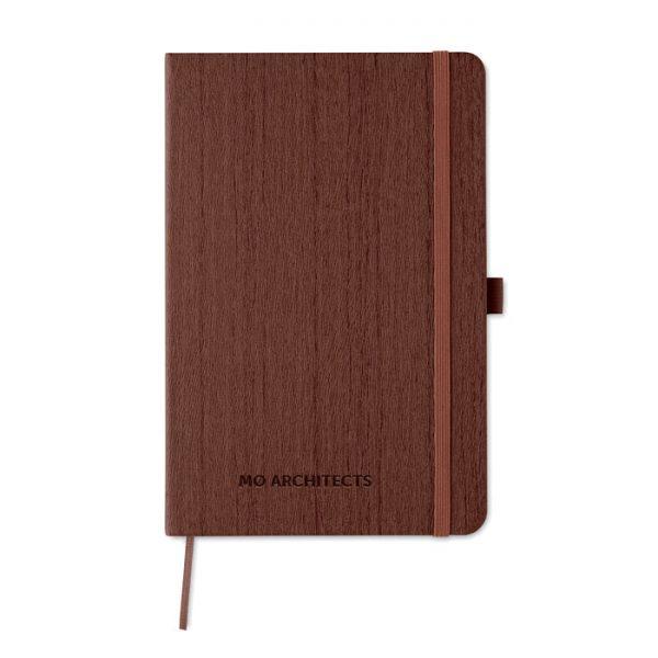 A5 Wood Effect Notebook