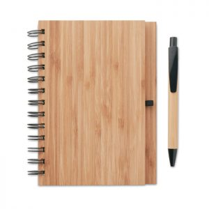 Bamboo Notebook 2