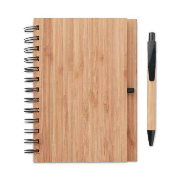 Bamboo Notebook 2