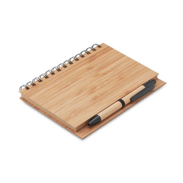 Bamboo Notebook 3