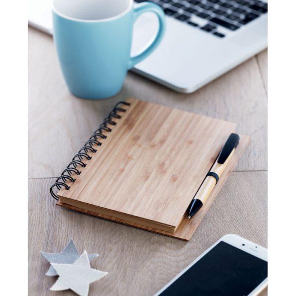 Bamboo Notebook 4