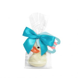 Belgian White Chocolate Duck