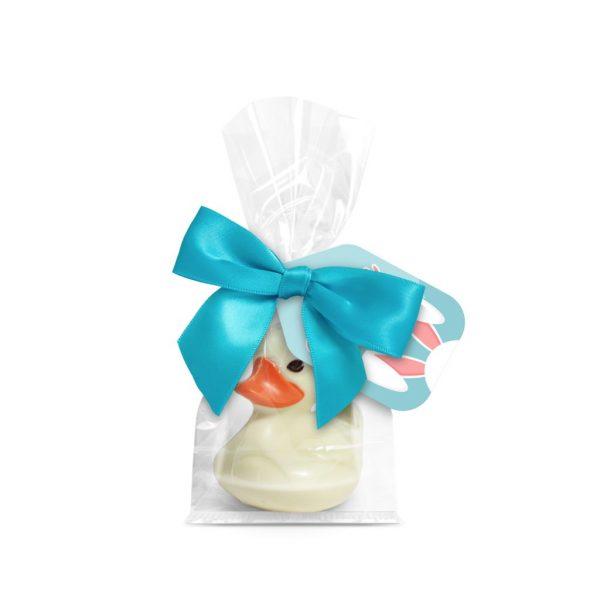 Belgian White Chocolate Duck
