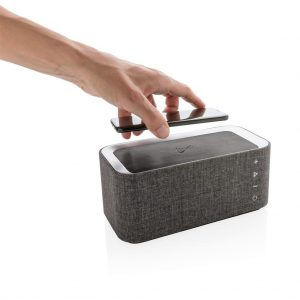 Bluetooth Wireless Charging Speaker 2