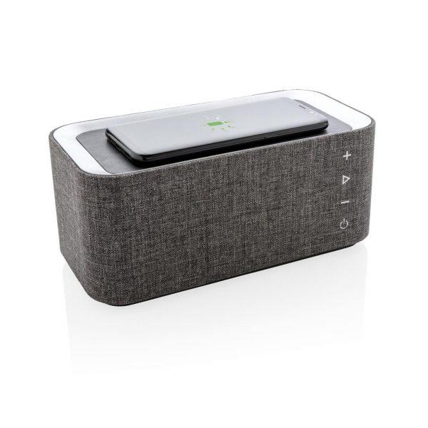 Bluetooth Wireless Charging Speaker 3