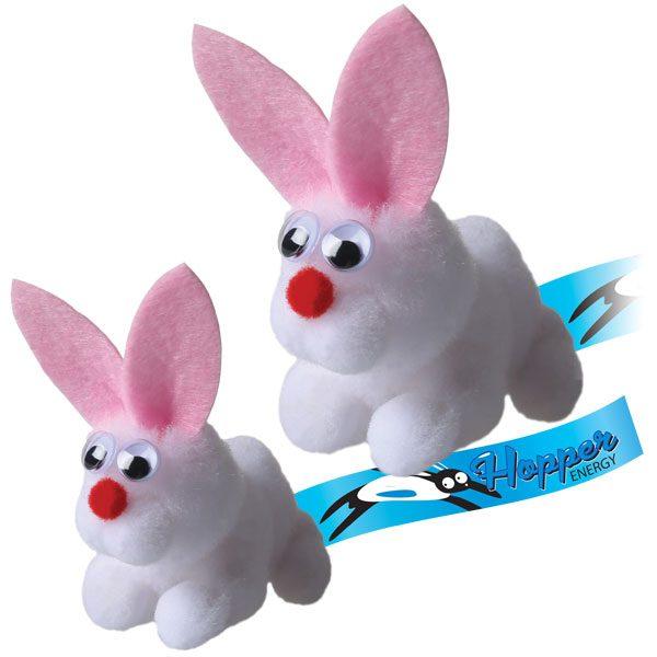 Easter Bunny Logo Bug