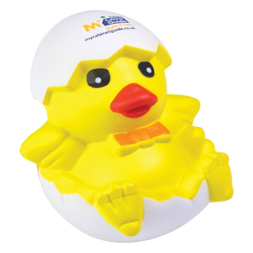 Easter Chick Stress Ball