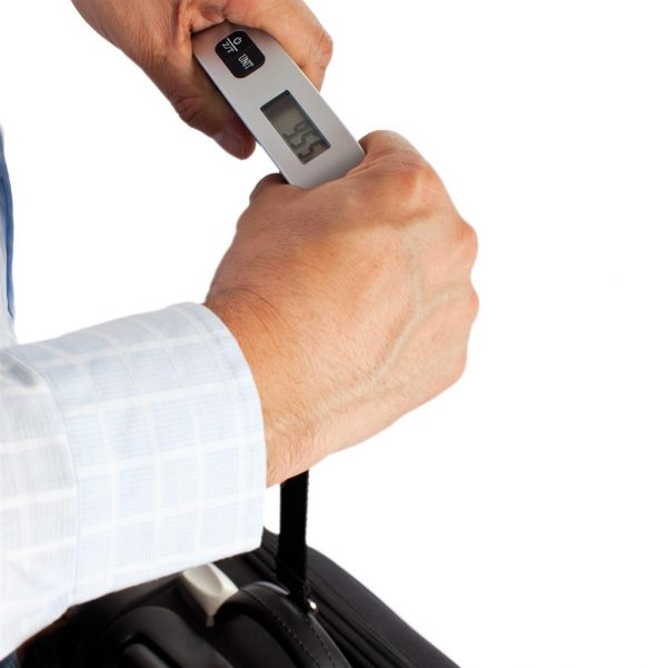 Electronic Luggage Strap and Scale 2