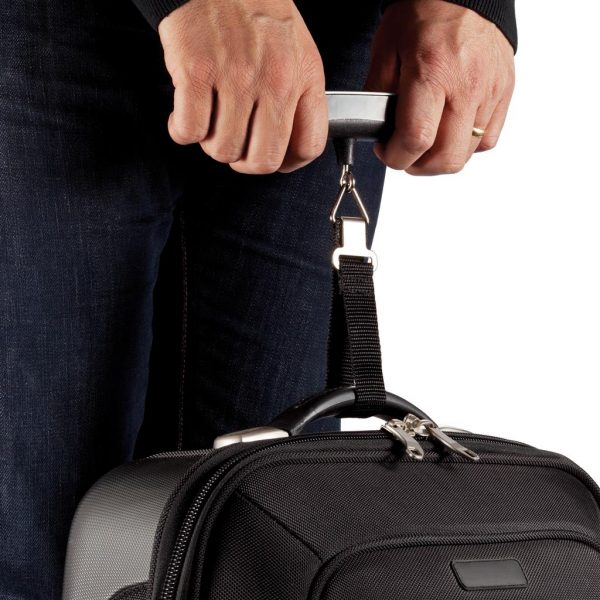 Electronic Luggage Strap and Scale 3
