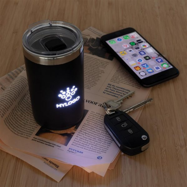 Light Up Logo Coffee Mug 4