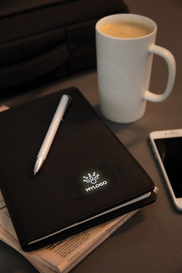 Light Up Logo Notebook 3