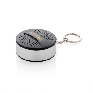 Mini Wireless Keychain Speaker