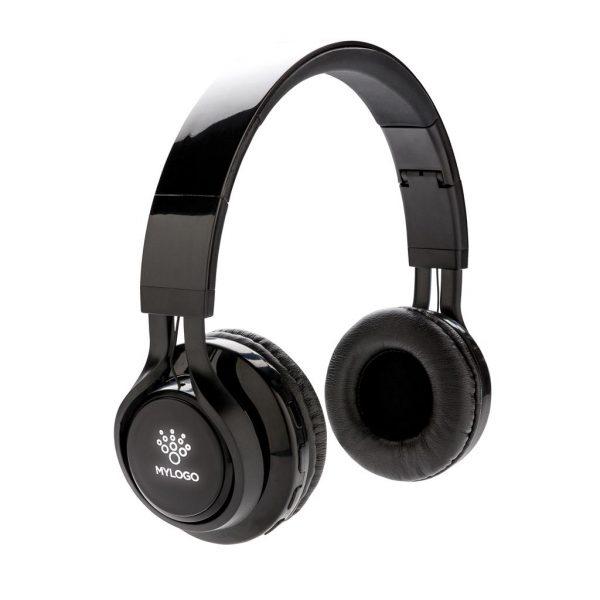 Wireless Light Up Logo Headphones