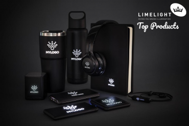 Light Up Logo Products: Limelight Top Products