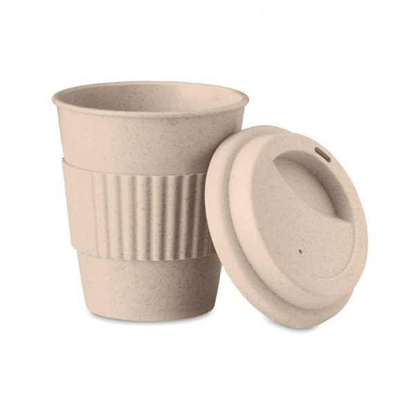 Bamboo Coffee Tumbler 3