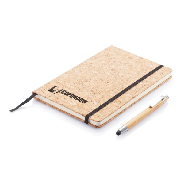 Cork Notebook Set 2