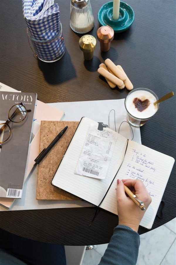 Cork Notebook Set 5