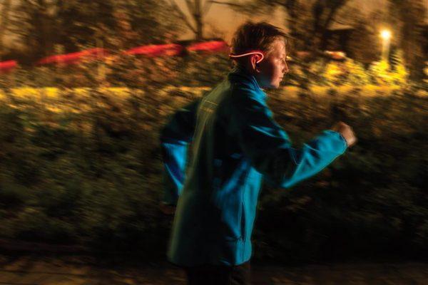 LED Running Headphones 3