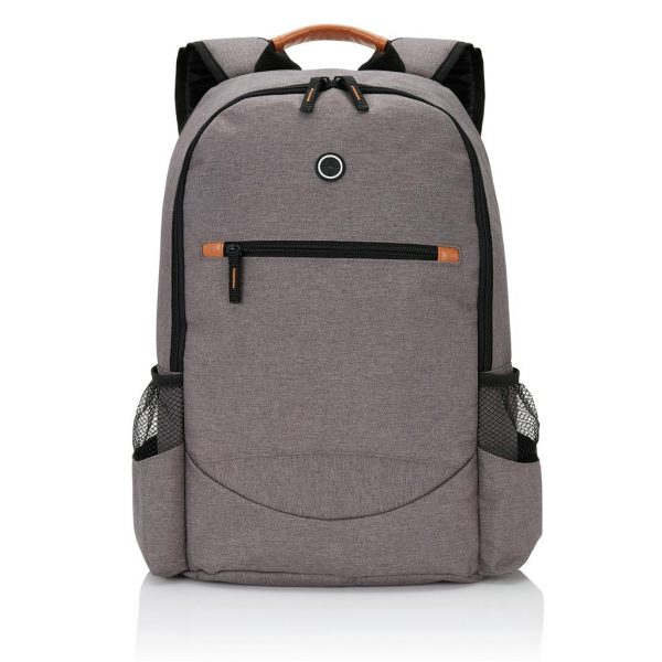 Two Tone Fashion Backpack 4
