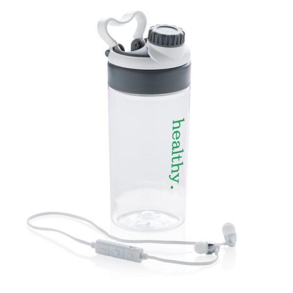 Wireless Earbuds Leakproof Bottle 2