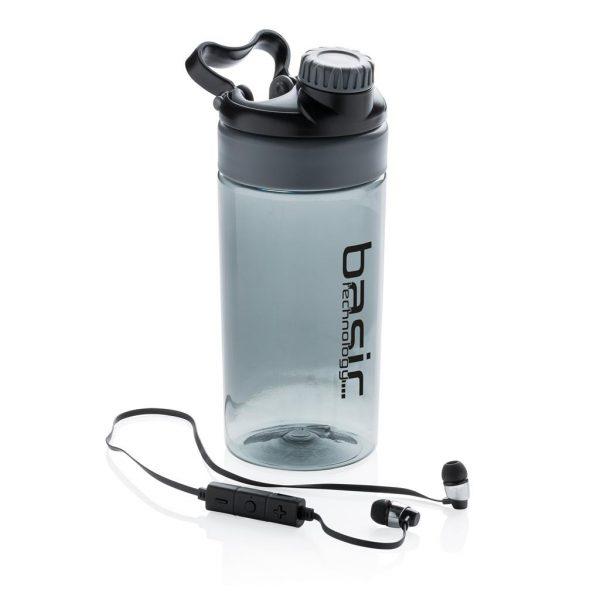 Wireless Earbuds Leakproof Bottle