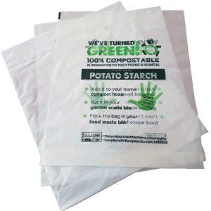 Potato Starch Carrier Bags 1