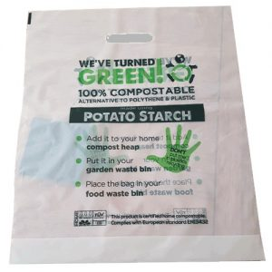 Potato Starch Carrier Bags 3