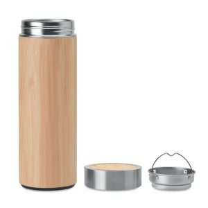 Bamboo Flask 2