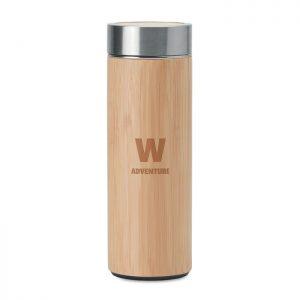 Bamboo Flask