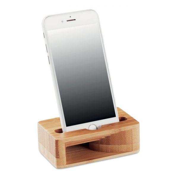 Bamboo Smartphone Stand