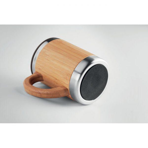 Bamboo Travel Coffee Mug 6