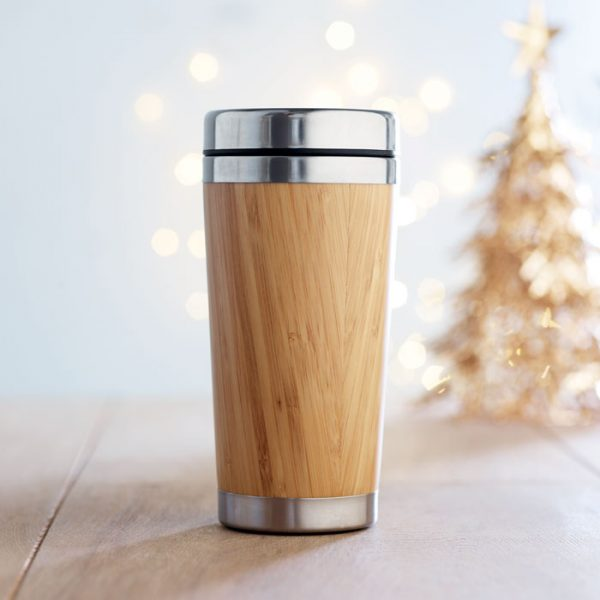 Bamboo Travel Cup 3
