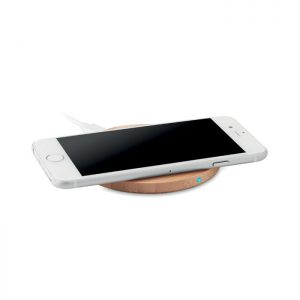 Bamboo Wireless Charger 2