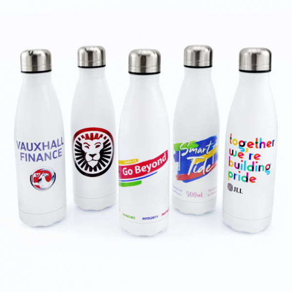 Insulated Metal Bottle