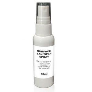Hard Surface Sanitizer Spray 50ml