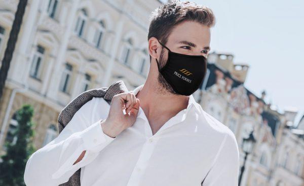 Branded face masks 3