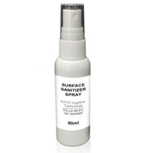 Hard Surface Sanitizer Spray 50ml