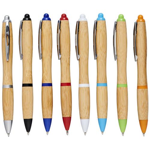Nash Bamboo Ballpoint Pen 107378