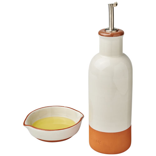 Terracotta Drizzler and Dip Set 112992
