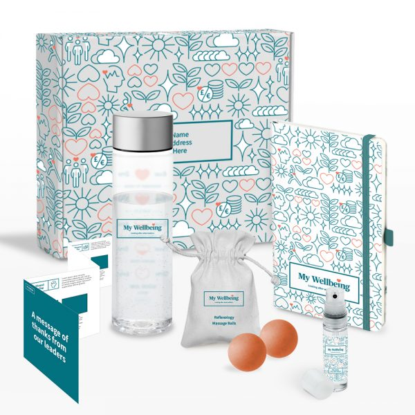 My Wellbeing Staff Gift Pack